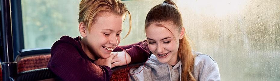Girokonto junge Leute bei der Volksbank Mosbach