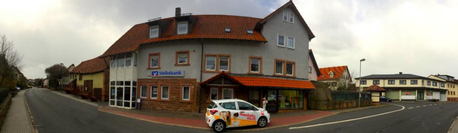 Filiale Fahrenbach ihrer Volksbank eG Mosbach
