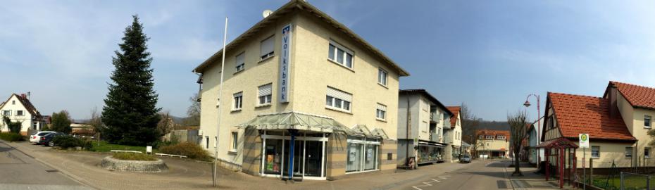 Filiale Haßmersheim Ihrer Volksbank eG Mosbach