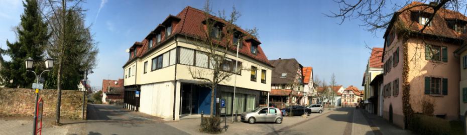 Filiale Neckarelz ihrer Volksbank eG Mosbach