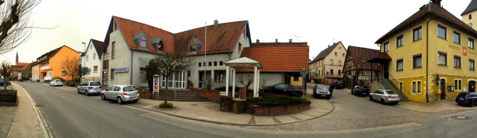 Filiale Sulzbach ihrer Volksbank eG Mosbach